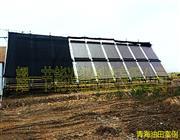 集输站太阳能加热