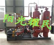 蒸汽冷凝水回收