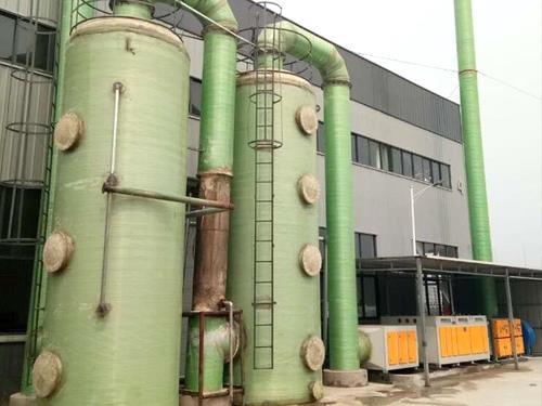 砖厂脱硝-隧道窑脱硝-脱硫脱硝设备