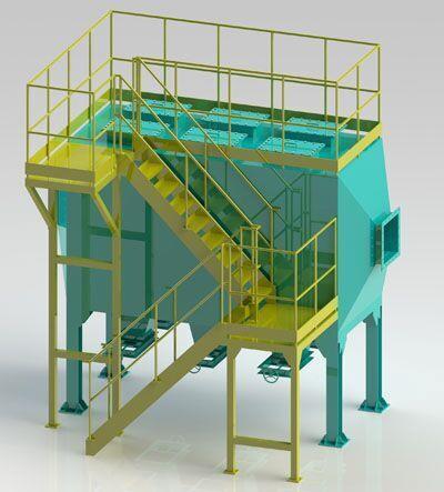 活性炭吸附设备-活性炭吸附塔-活性炭吸附装置