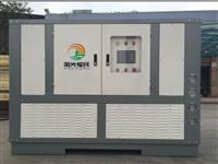 燃气锅炉烟气低温深度余热回收